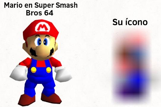 Alguien se acuerda de Smash Bros 64 - meme