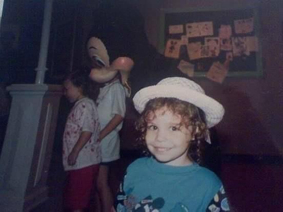 Photo de mon enfance ♥️ - meme