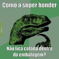 Philosoraptor Super Bonder