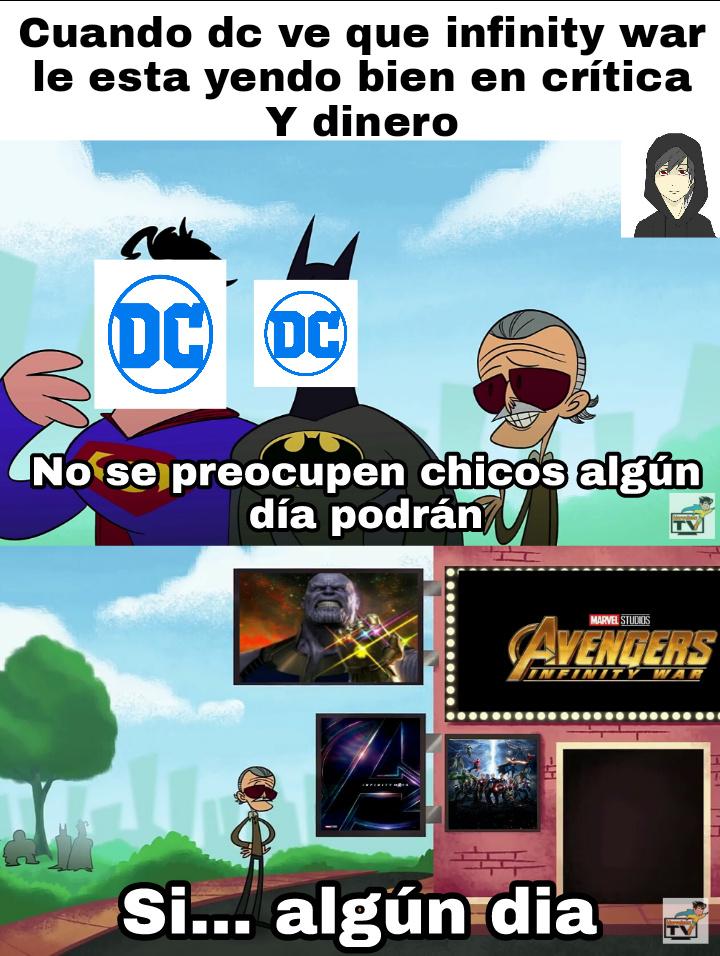 Y me refiero más Justice League - meme