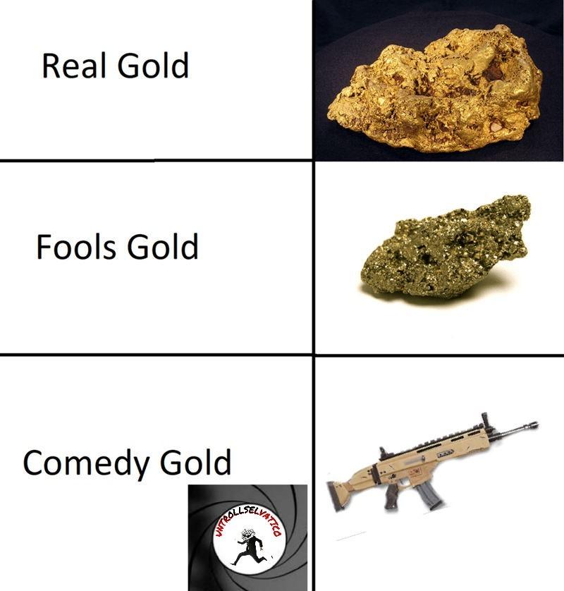 Forte nito - meme