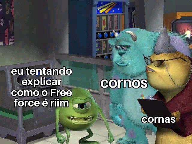 Free gado - meme