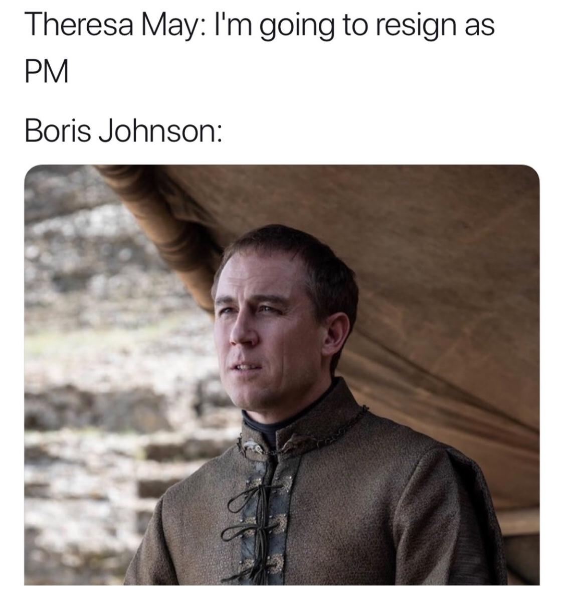 Edmure should have been king - meme