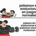 El titulo se fue a jugar pokemon