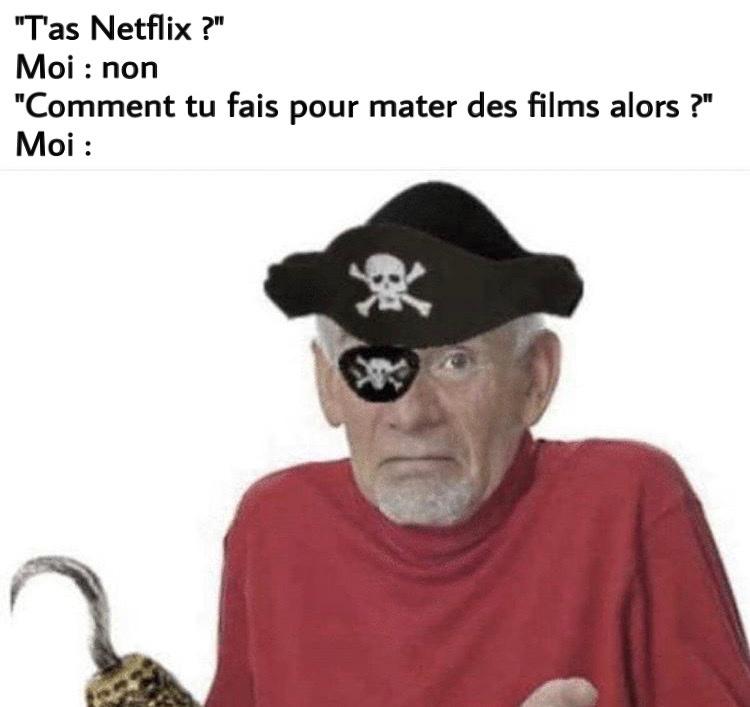 i'm something of a pirate myself - meme