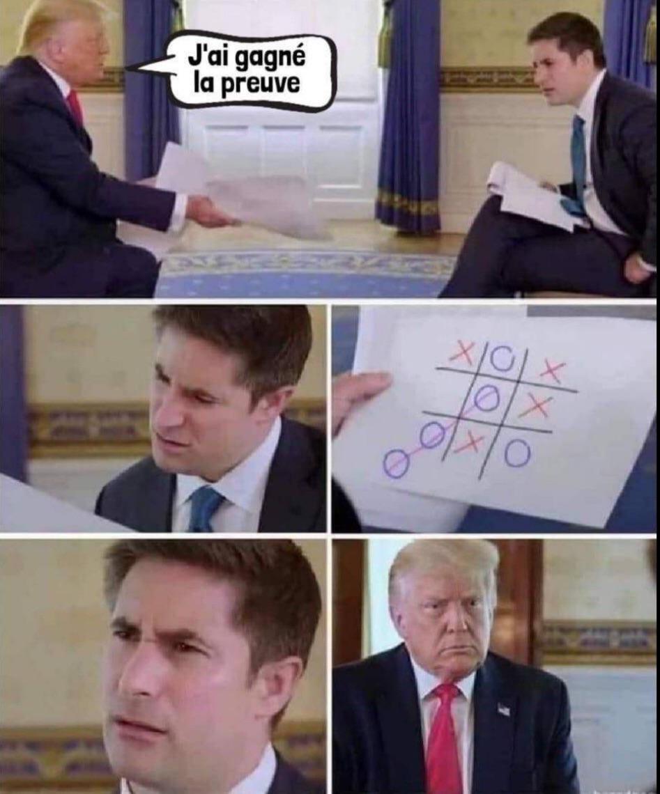 Irréfutable - meme