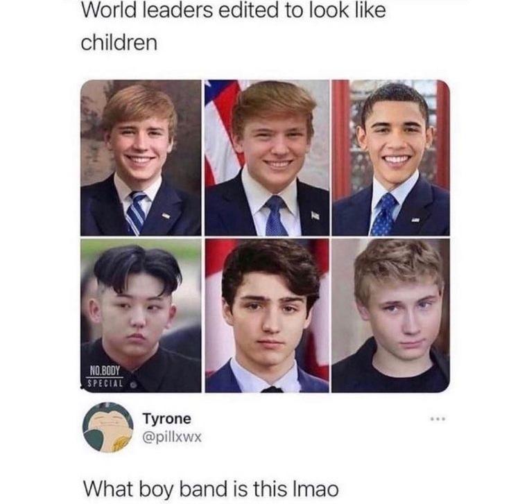 what's their band called - meme