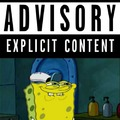 parental advisory doesn't apply if you have no parents