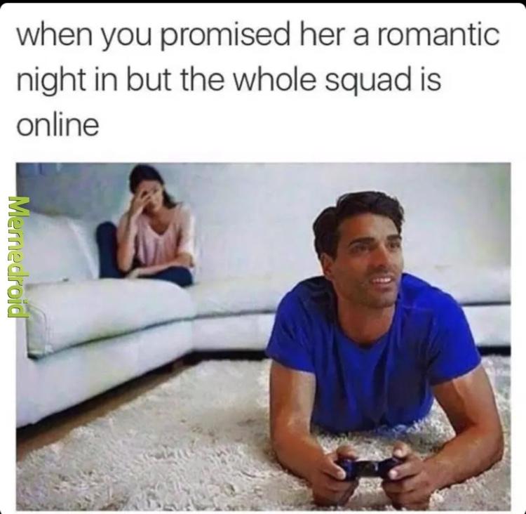 Shit Gamers do - meme