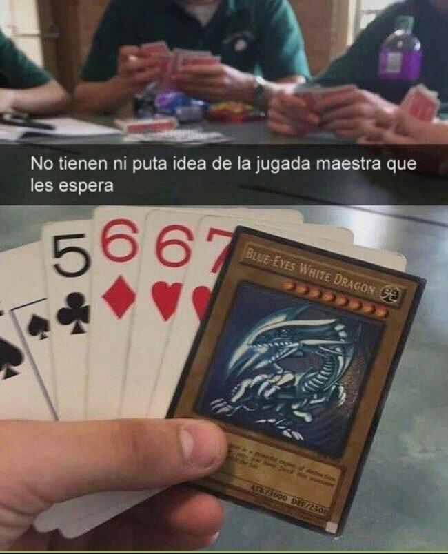 LA JUGADA MAESTRA - meme