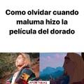 Maluma es un loquillo