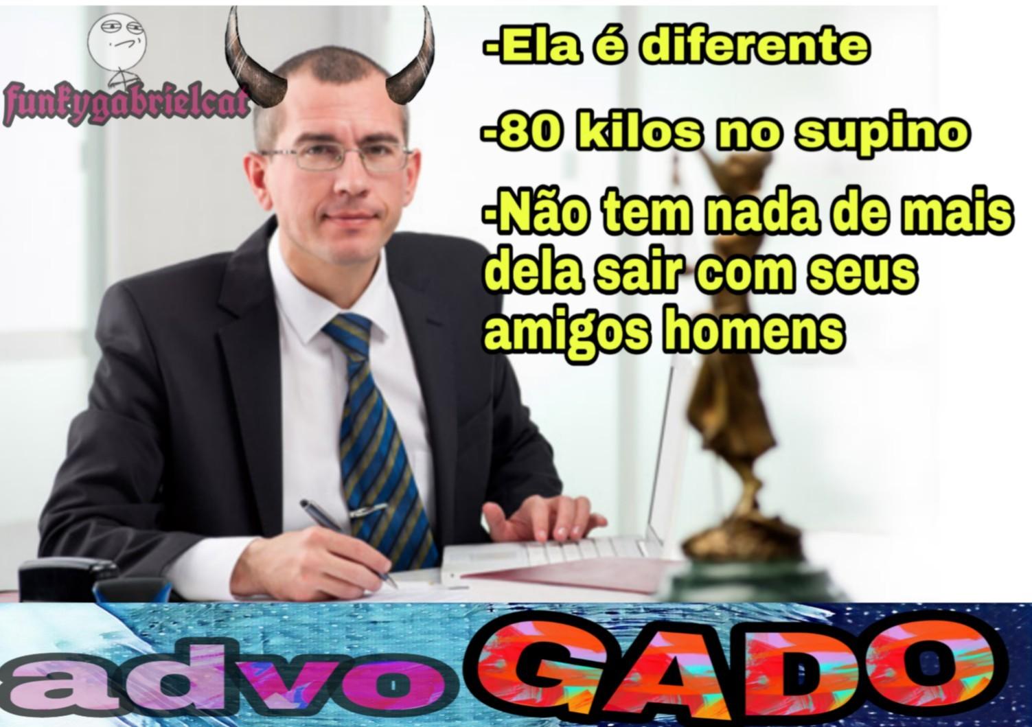 Gado d+ kkkjkjj - meme