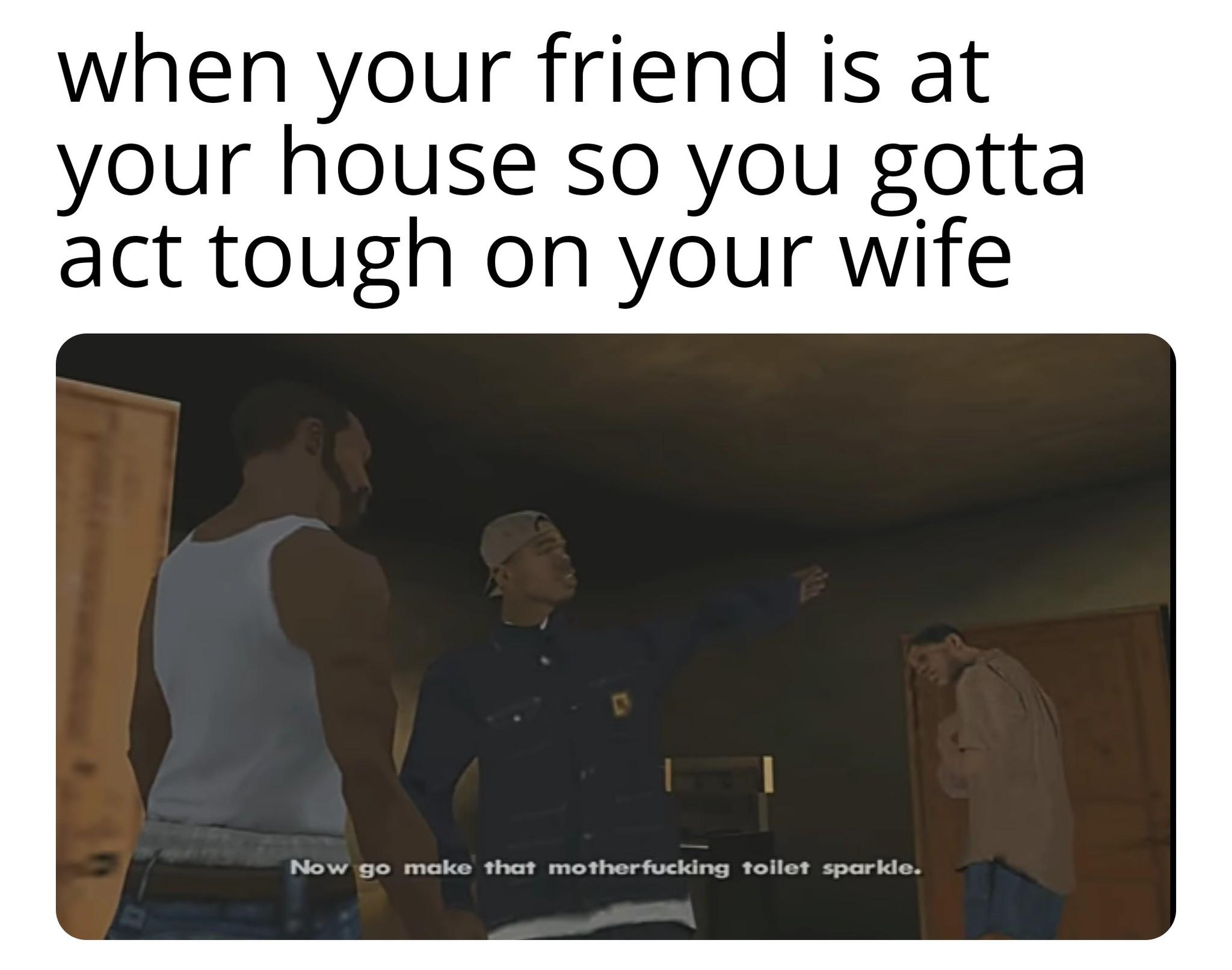 Tough nibba - meme