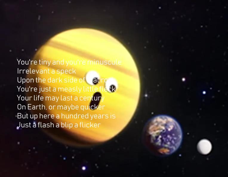 planetsssssss - meme