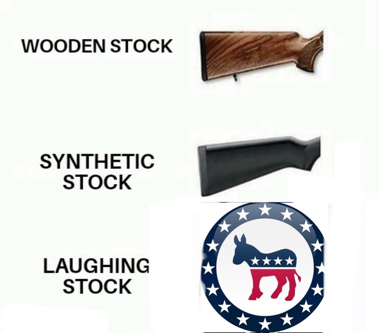 DNC is full of idiots - meme