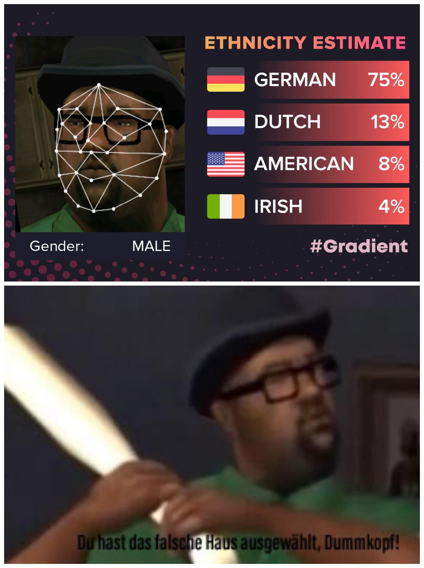 El grando smokio - meme