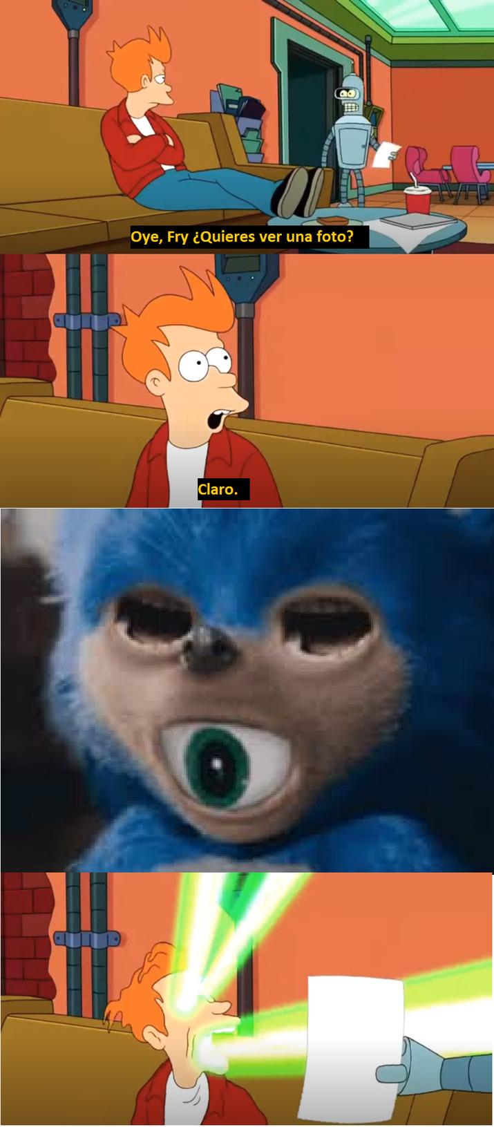 Acabo de crear una plantilla para cursed images. Siempre dudé de la existencia del dios de los memes. Ahora sé que existe, soy yo.