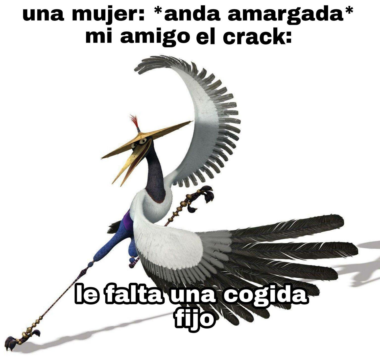 Españoles: ok *la agarran y levantan como un objeto* - meme