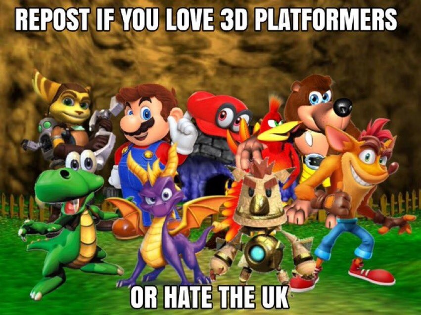 Que te jodan Reino Unido - meme