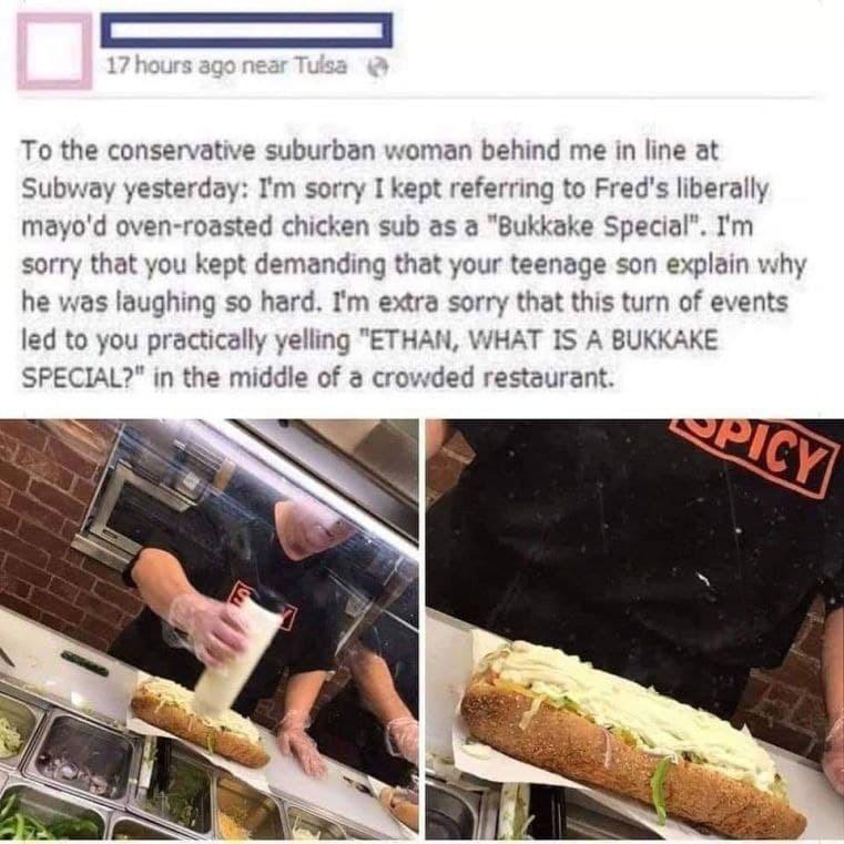 hentai sandwich - meme