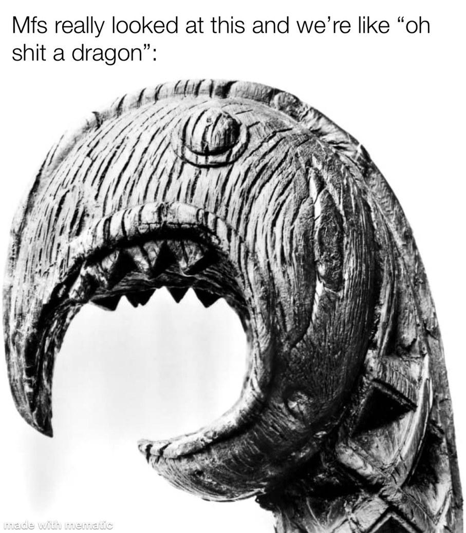 Le viking - meme