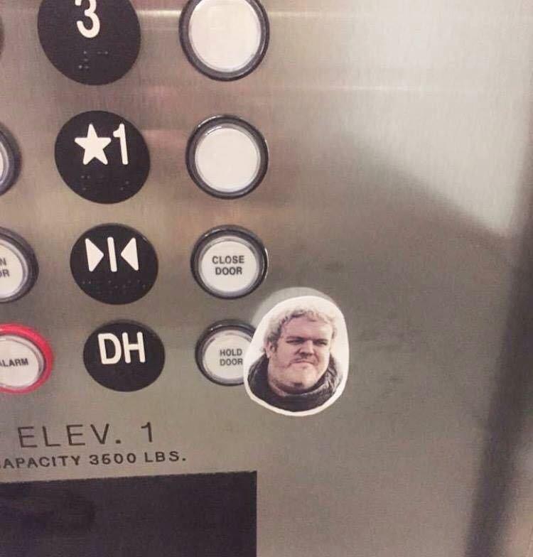 Hodor :( - meme