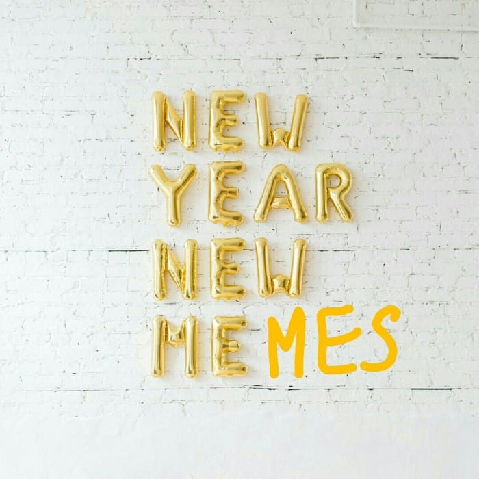 Happy new year M8 - meme