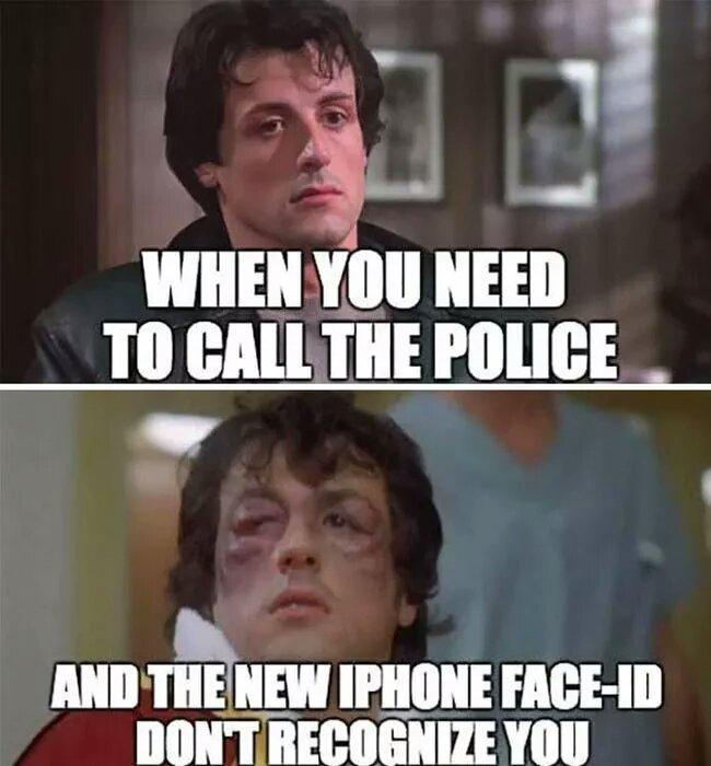 Iphone users - meme