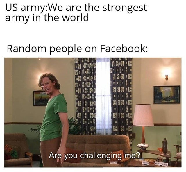 ...And that's how area 51 raid started - meme