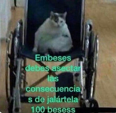Chale banda :( - meme