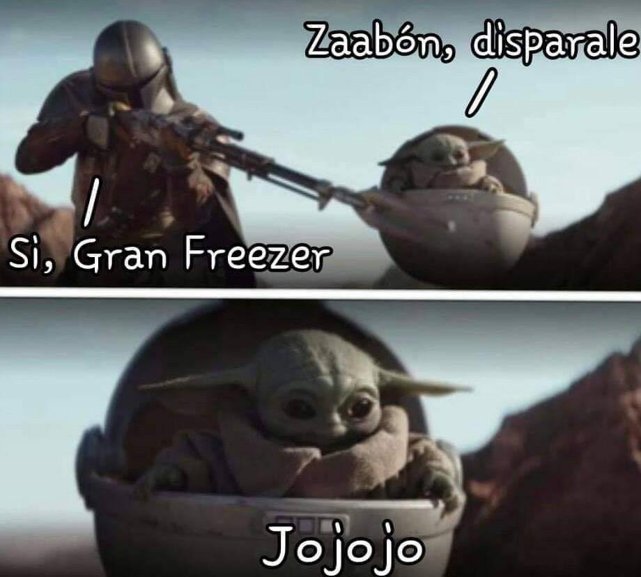 Jojojo - meme