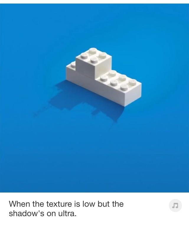 low textures - meme