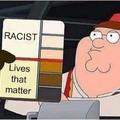 Como ver se a pessoa é racista - FONTE: 9GAG