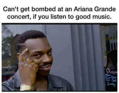 Good music saves lives. - meme