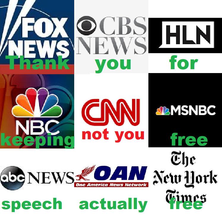 100 free speech memes