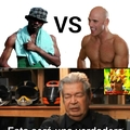 El Negro VS El Pelon
