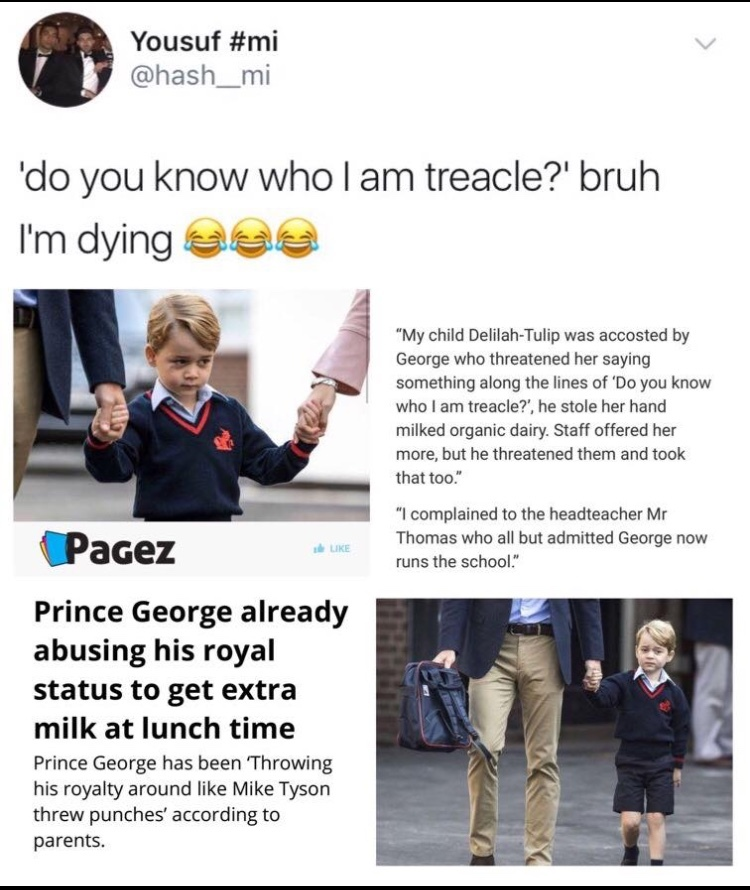 fuck yes George tha wee baller