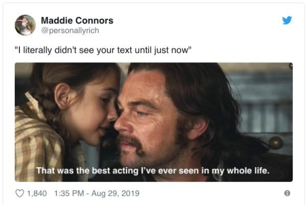 Oscar worthy - meme