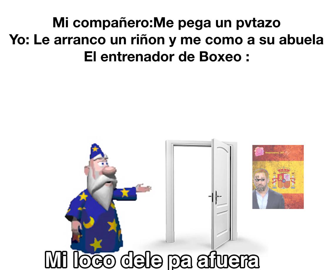 Tipical spanis niño - meme