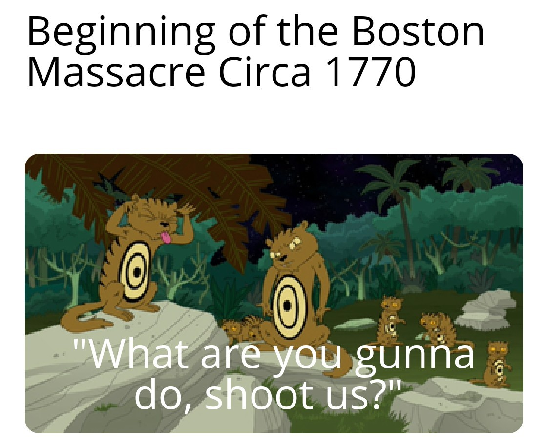 Dongs in revolution - meme