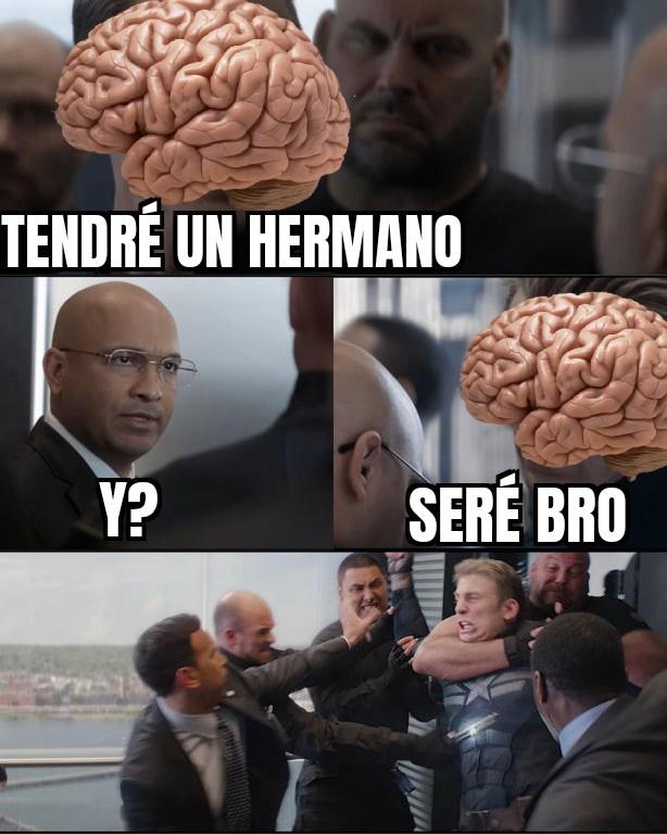 NO ME ODIEN <3 - meme