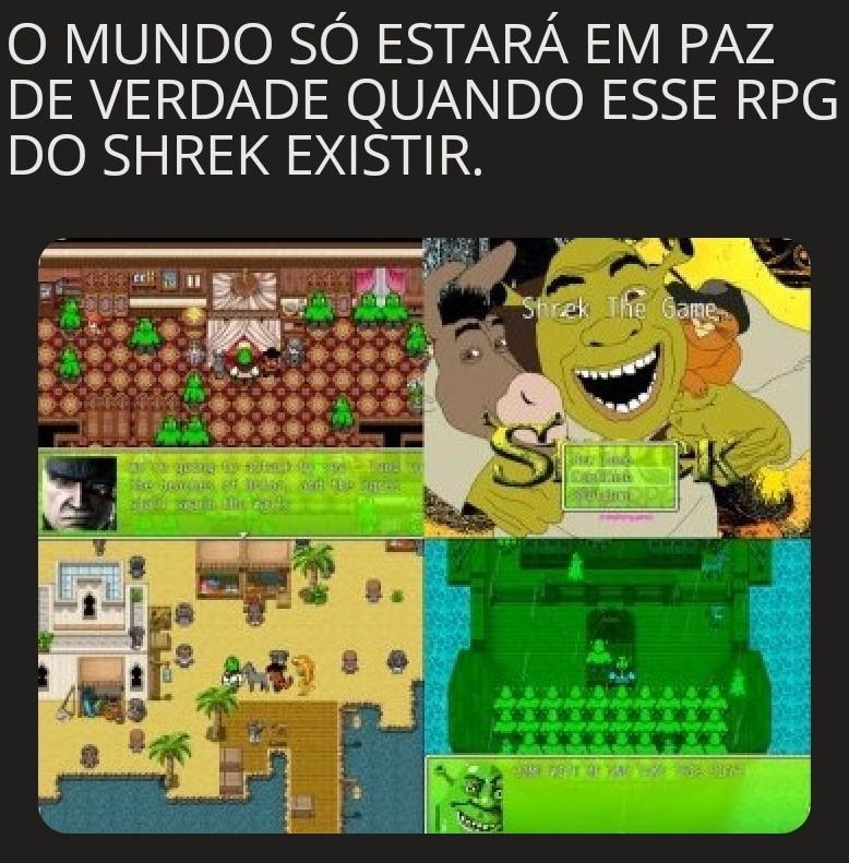 Shrek the game :sweet: - meme