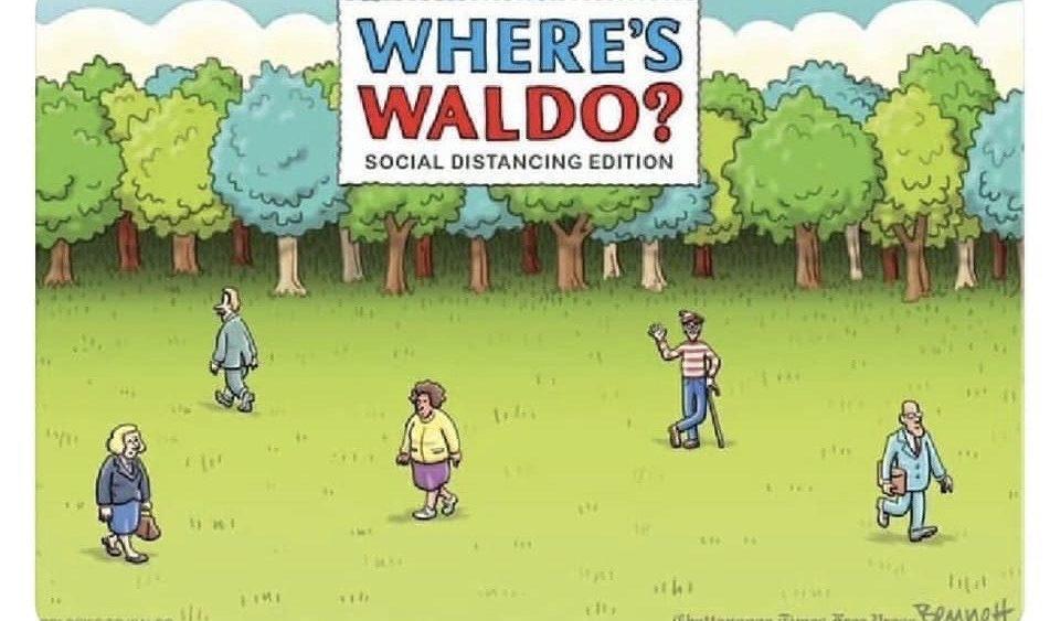 Omg I can't find him *sarcasm* - meme