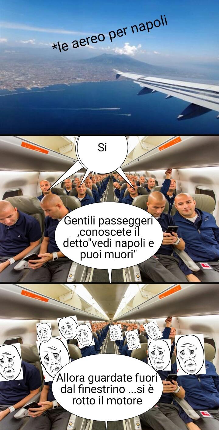 Se non avete notato i passeggeri sono tutti uguali - meme