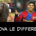 Ronaldinho é un cavallo. Ci stanno soltanto facendo credere che é un calciatore... cito dogeon