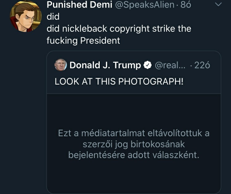 LOOK AT THIS COPYRIGHT STRIKE - meme