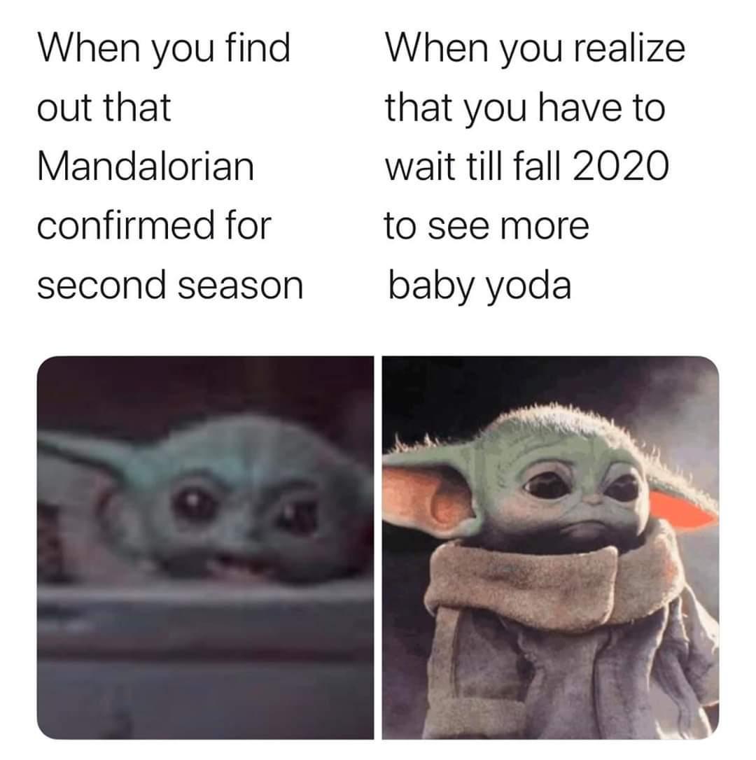 I have to wait until next decade even! :( - meme