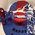 Je crois que Spiderman s'est fait plaisir