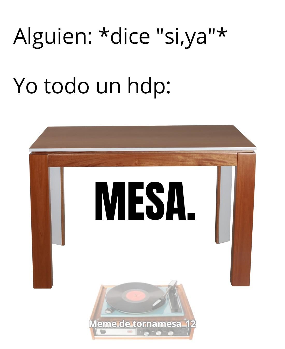 MESA. - meme