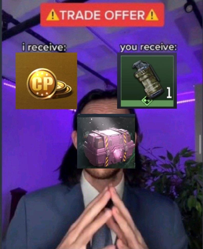 pinches cajas de cod siempre me dan granadas - meme